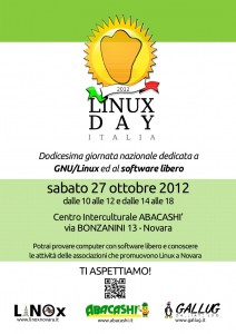 LinuxDay_2012